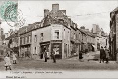Historisches Gorron 8